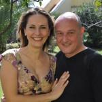 Alessandra Gigli e Carlo Bruno